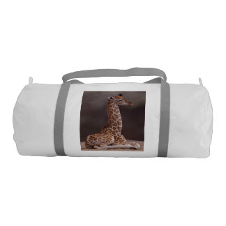 Baby Giraffe Gym Bag (choose colour)