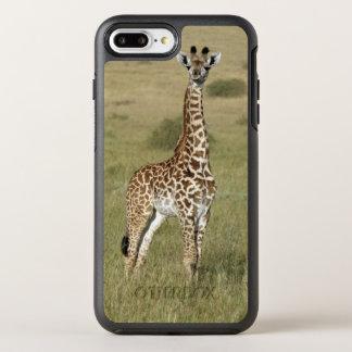 Baby Giraffe In Nairobi OtterBox Symmetry iPhone 8 Plus/7 Plus Case