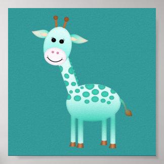 Baby Giraffe/ Nursery Decor