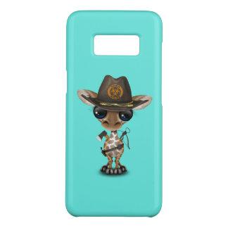 Baby Giraffe Zombie Hunter Case-Mate Samsung Galaxy S8 Case
