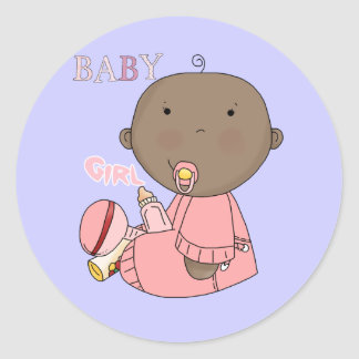 Baby Girl All Products Stickers