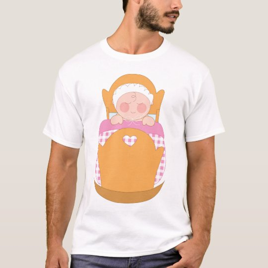 Baby Girl Cradle T-Shirt
