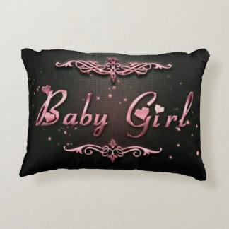 Baby Girl Decorative Pillow