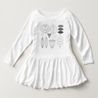Baby girl dress : natural collection
