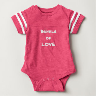 Baby Girl Football Bodysuits Cute Baby Clothing