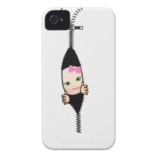 baby girl iPhone 4 cases