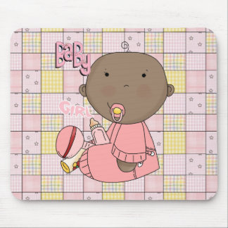 Baby Girl Kids Stuff Mouse Pad