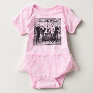 Baby Girl Nashville Crush Tutu Bodysuit