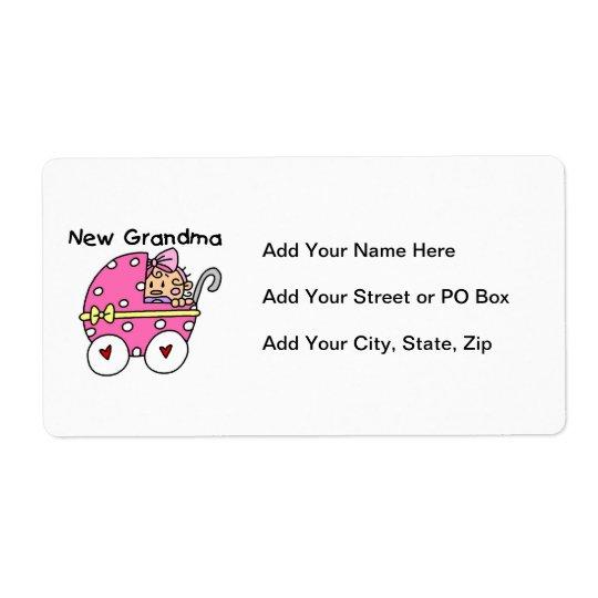 Baby Girl New Grandma Gifts