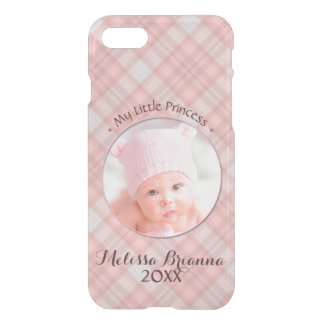Baby Girl • Newborn Daughter • Little Princess iPhone 8/7 Case