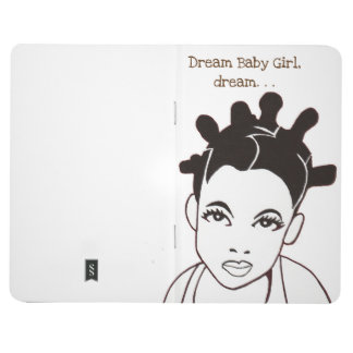 Baby Girl Notebook Diary Journal