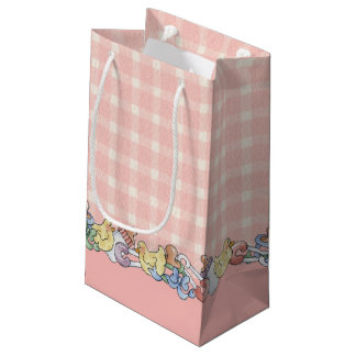 Baby Girl Small Gift Bag