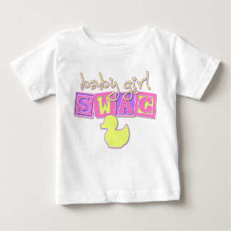 Baby Girl Swag Baby T-Shirt