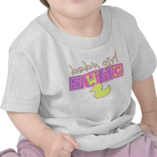 Baby Girl Swag Tee Shirt