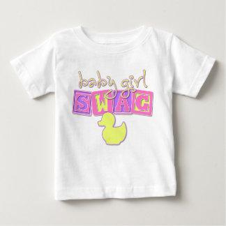 Baby Girl Swag Shirts