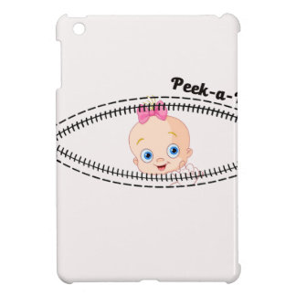 baby girl zip cover for the iPad mini
