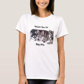 Baby Girls, Alaskan Klee Kai T-Shirt