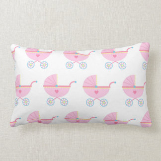 ***BABY GIRL'S BABY BUGGY** PILLOW