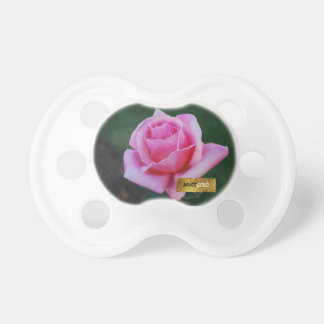 Baby glamour! pacifier