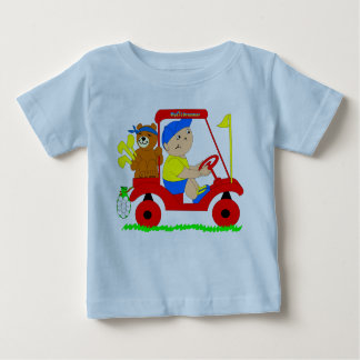 baby golf clothig baby T-Shirt