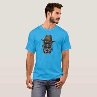 Baby Gorilla Zombie Hunter T-Shirt