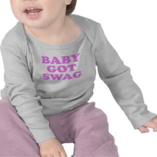 Baby Got Swag Tees