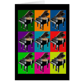 Baby Grand Pop Art T-Shirt & Gifts Cards