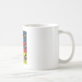 Baby Grand Pop Art T-Shirt & Gifts Classic White Coffee Mug