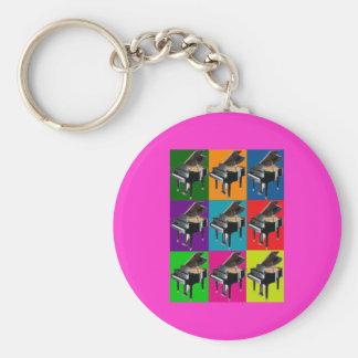 Baby Grand Pop Art T-Shirt Gifts Key Chain