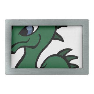 Baby Green Dragon Belt Buckles