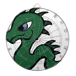 Baby Green Dragon Dartboard