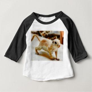 Baby Ground Squirrel in Orion Raglan Tee Shirt