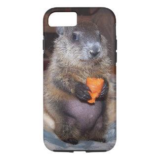 Baby Groundhog Maude iPhone 7 case