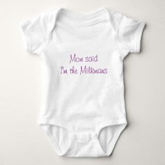 Baby grow baby bodysuit