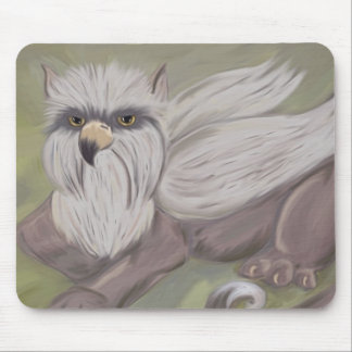 Baby Gryphon Mouse Pad