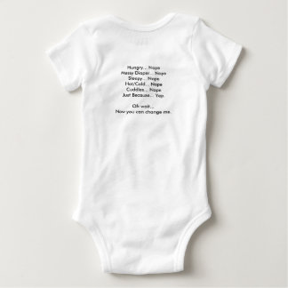 Baby Guessing Game Shirt
