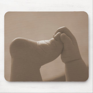 Baby Hand & Foot Mouse Pad