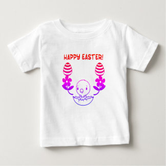"Baby ""Happy Easter"" T-Shirt"
