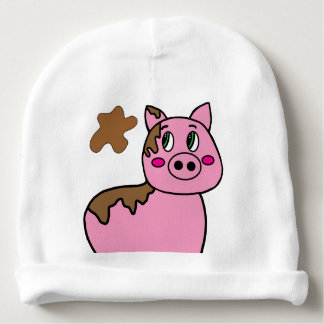 Baby Hats-  Pig Baby Beanie