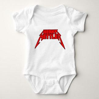 Baby Heavy Mettler Baby Bodysuit