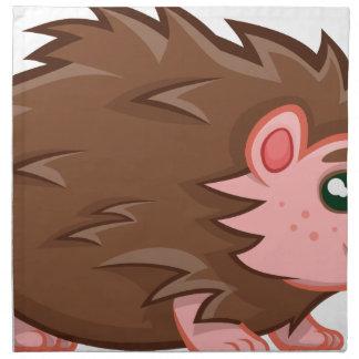 Baby Hedgehog Napkin