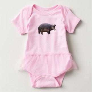 Baby Hippo Baby Bodysuit