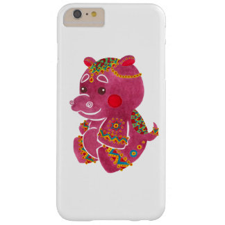 Baby Hippo Barely There iPhone 6 Plus Case