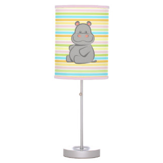 Baby Hippo Desk Lamp