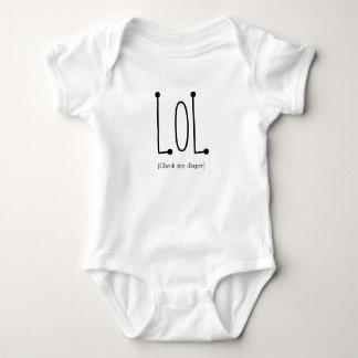 Baby humor baby bodysuit