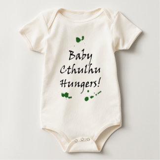 Baby Hungers Baby Bodysuit