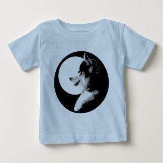 Baby Husky Shirt Sled Dog Baby Tee Shirts