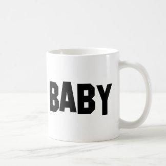 baby icon mug
