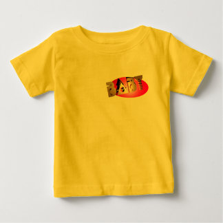 Baby in Gold Baby T-Shirt