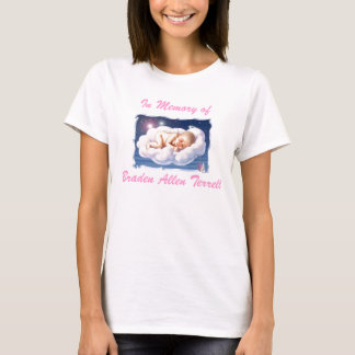 baby, In Memory Braden Allen Terrell T-Shirt